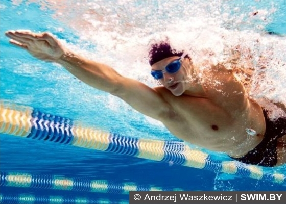 Andrzej Waszkewicz, темп на медаль