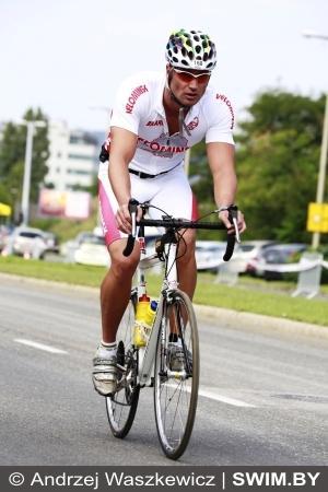 Андрей Вашкевич, ВелоМинск, триатлон