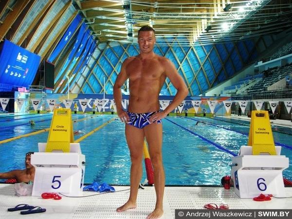 Andrzej Waszkewicz, Чемпионат мира по плаванию masters 2015