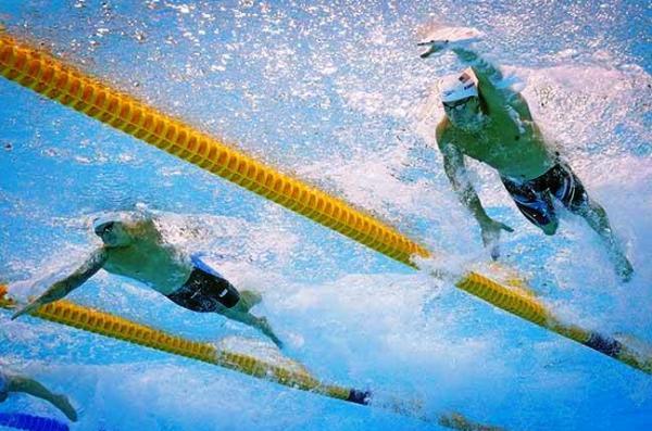 Anthony Ervin, Энтони Эрвин, олимпийский чемпион, плавание, Swim.by