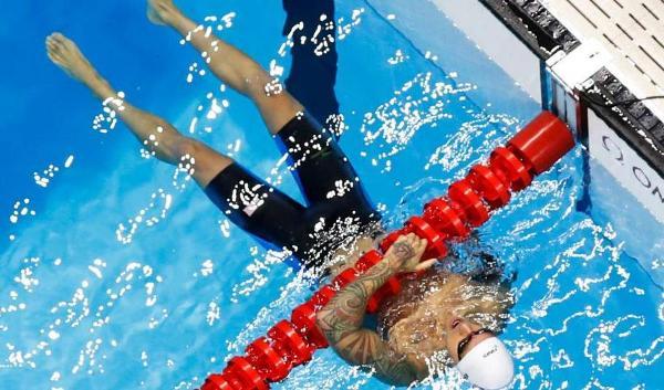 Anthony Ervin, Энтони Эрвин, олимпийский чемпион, плавание, блог о плавании, Swim.by