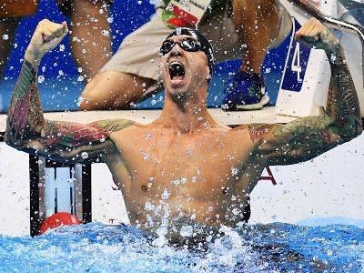 Anthony Ervin, плавание, Рио-2016