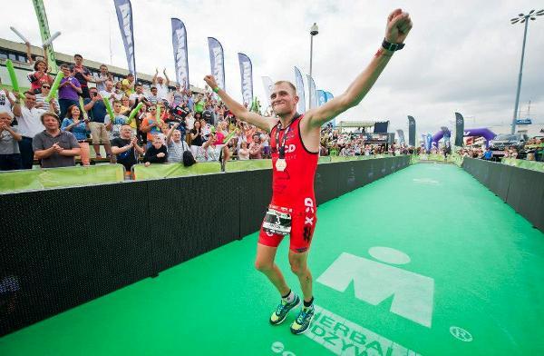 Антон Блохин триатлон, Ironman 70.3 Gdynia 2016, Ironman триатлон