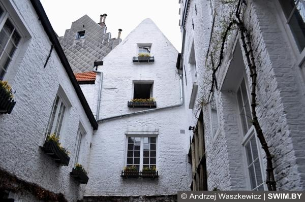 Дворы Антверпена Бельгия