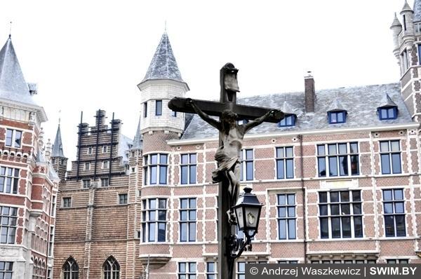 Католицизм в Антверпене Бельгия