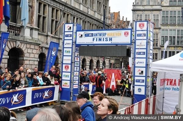 Беговые соревнования в Бельгии, Антверпен