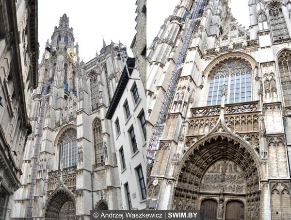 Собор Антверпенской Богоматери Бельгия