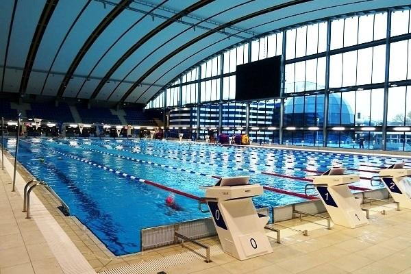 Aqua Lublin, indoor olympic pool