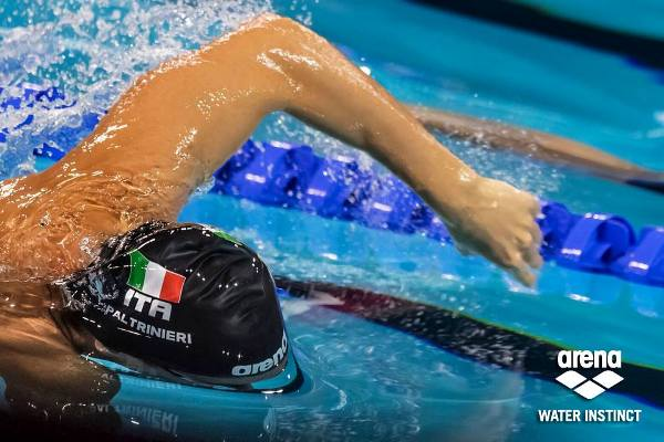 ARENA Racing, European Swimming Championships 2017, Arena Water Instinct, Arena Swimsuits, Gregorio Paltrinieri, Swim.by