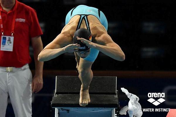 ARENA Racing, European Swimming Championships 2017, Arena Water Instinct, Arena Swimsuits, Franziska Hentke, Swim.by