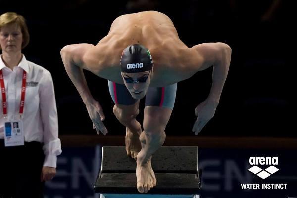 ARENA Racing, European Swimming Championships 2017, Arena Water Instinct, Arena Swimsuits, Matteo Rivolta, www.swim.by