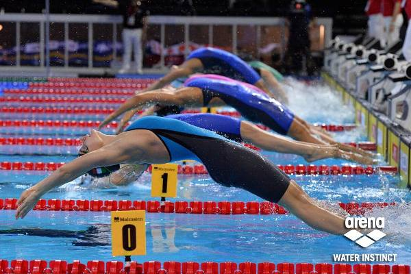 ARENA Racing, European Swimming Championships 2017, Arena Water Instinct, Arena Swimsuits, Arena Swimming, Swim.by