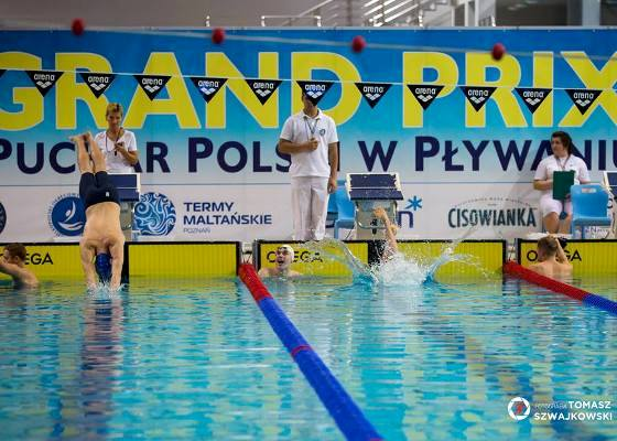 Arena Grand Prix Polish Cup 2017, Poland Swimming, Swim.by