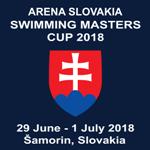 Arena Slovakia Swimming Masters Cup 2018, Кубок Словакии по плаванию мастерс