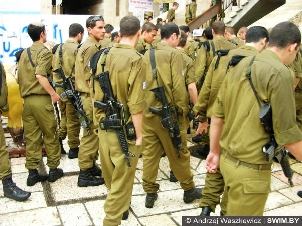 Армия, Израиль