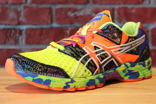 ASICS Gel Noosa-Tri, кроссовки для триатлона, кроссовки Asics для бега, кроссовки для соревнований