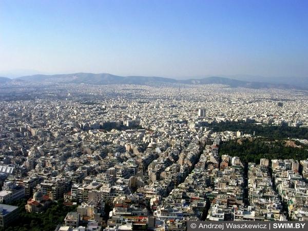 Афины, Греция, Олимпийские Игры