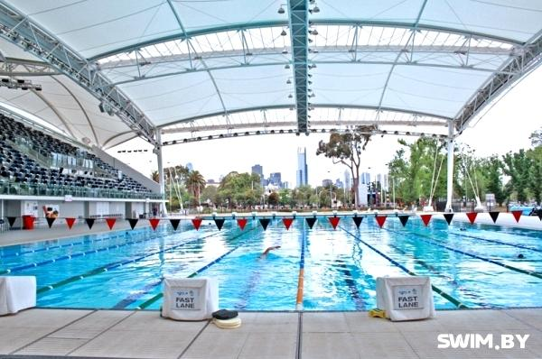 Австралия Melbourne swimming pool