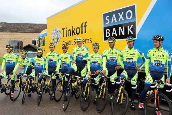 Банк Tinkoff, велоспорт