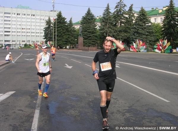 Baranovichi Run 2016, пробег в Барановичах