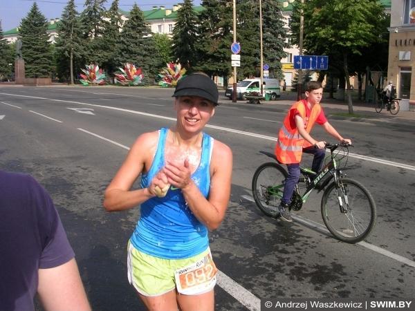 Baranovichi Run 2016, легкоатлетический пробег в Барановичах