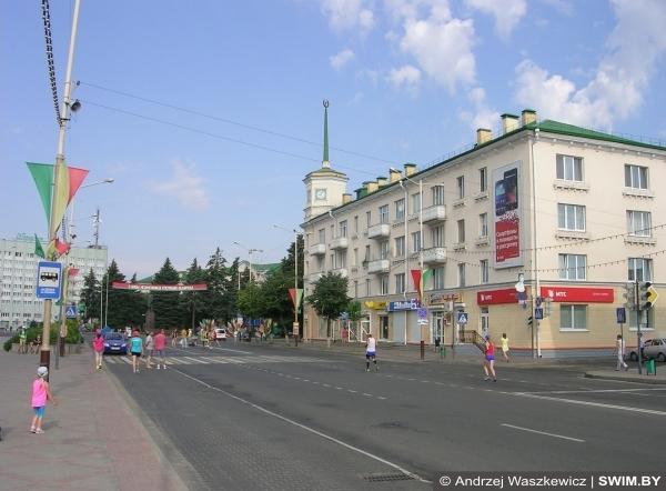 Baranovichi Run 2016, полумарафон в Барановичах