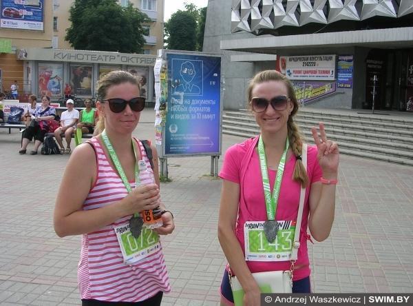 Baranovichi Run 2016, бег в Барановичах