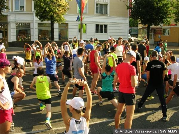 Baranovichi Run 2016, пробег в Барановичах, Анджей Вашкевич, Swim.by