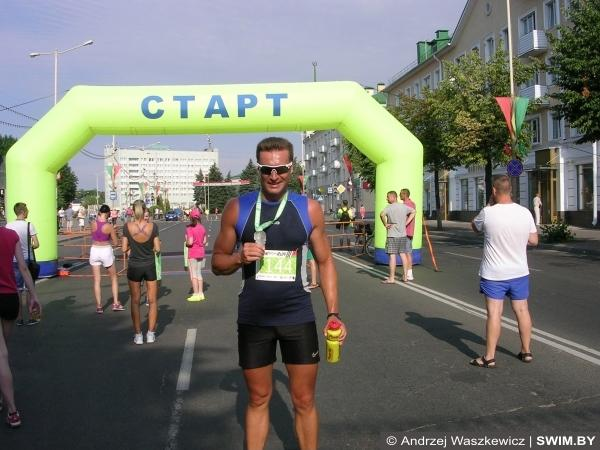 Baranovichi Run 2016, бег в Барановичах, Анджей Вашкевич, Swim.by