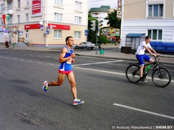 Baranovichi Run 2016, пробег в Барановичах, Swim.by