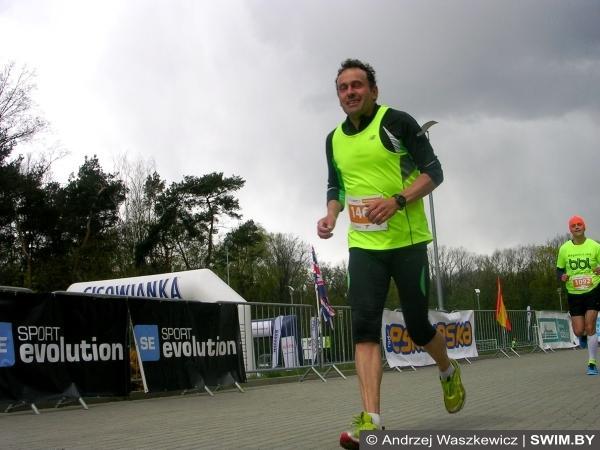 Бег 10 км, марафон в Лодзи 2017, Marathon Lodz 2017