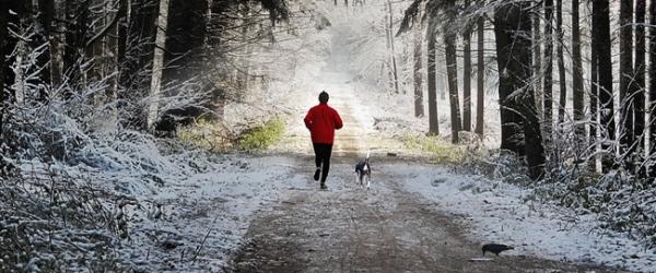 Бег, зима, тренировки, советы, Andrzej Waszkewicz