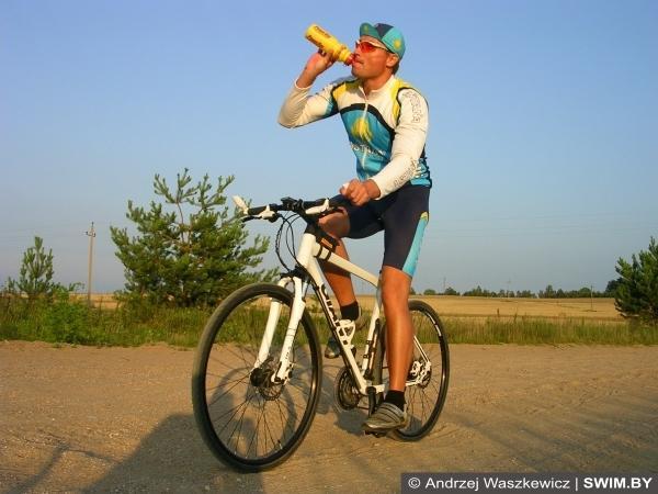 Belarus Bike Marathon, Andrzej Waszkewicz, веломарафон в Беларуси, Андрей Вашкевич, Swim.by