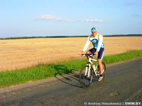 Belarus Bike Marathon, Andrzej Waszkewicz, веломарафон в Беларуси, Анджей Вашкевич, Swim.by