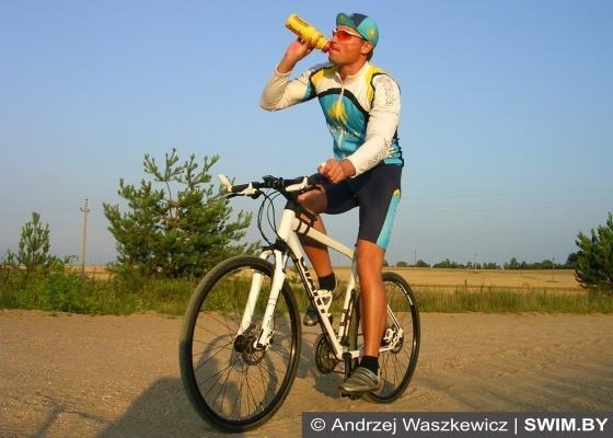 Belarus Bike Marathon, веломарафон в Беларуси, Анджей Вашкевич, Swim.by