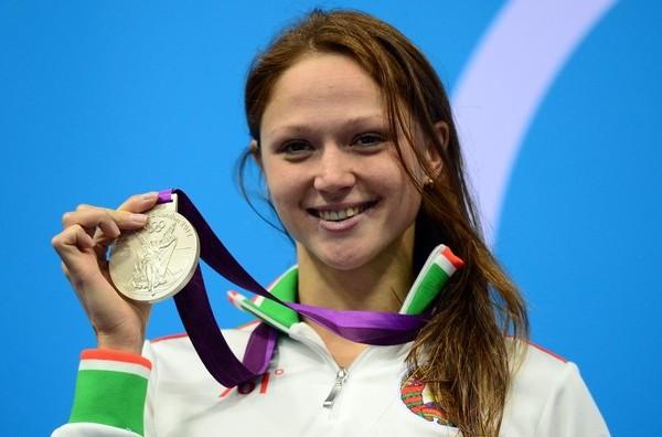Олимпийская команда Беларуси в Рио-2016, Александра Герасименя, Swim.by