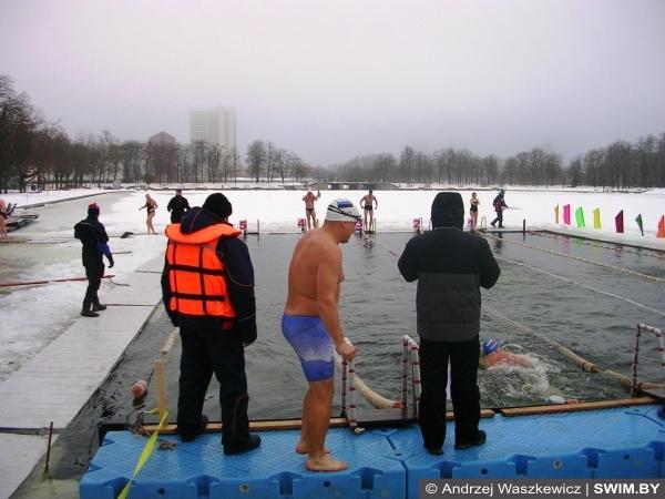 Belarus winter swimming championships 2017, Чемпионат Беларуси по спортивному зимнему плаванию 2017, Swim.by