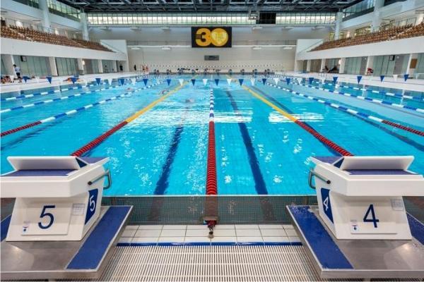 Лучшие соревнования по плаванию Masters, Чемпионат Берлина по плаванию Masters