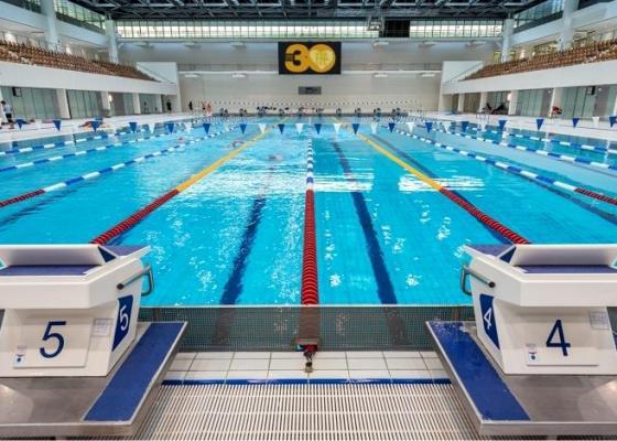 Лучшие соревнования по плаванию Masters
