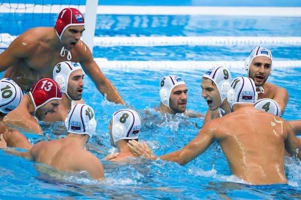 Сборная Сербии по водному поло, FINA, лучшие спортсмены водных видов спорта, Swim.by