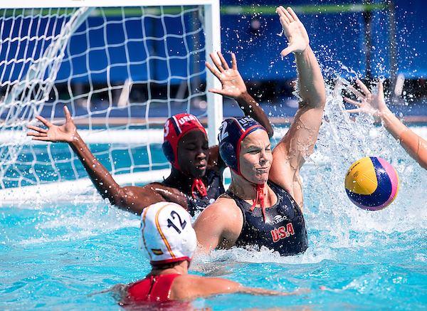 Сборная США по водному поло, FINA, лучшие спортсмены водных видов спорта, Swim.by