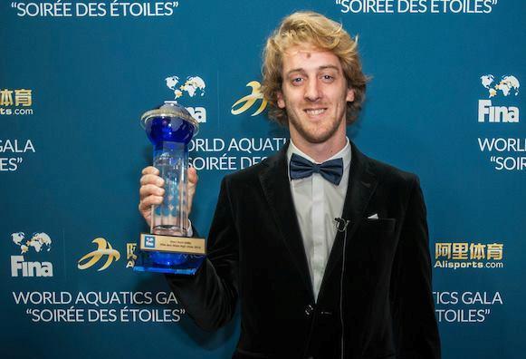 Gary Hunt, лучший хай-дайвер 2016 года, FINA, лучшие спортсмены водных видов спорта, Swim.by