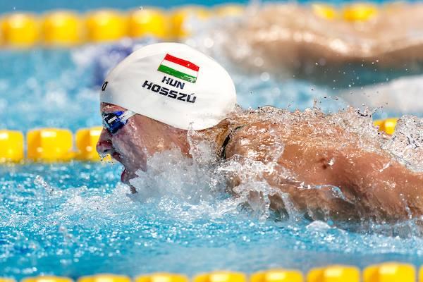 Katinka Hosszu, лучшая пловчиха 2016 года, FINA, лучшие спортсмены водных видов спорта, Swim.by