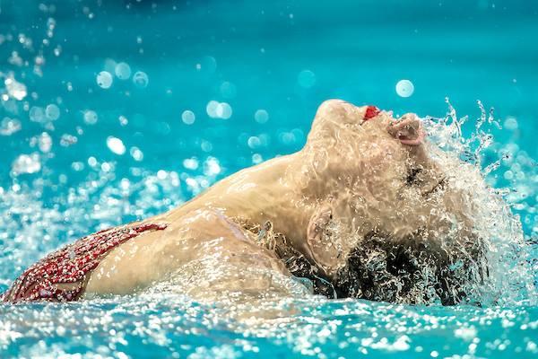 Svetlana Romashina, Natalia Ishchenko, лучшие представительницы синхронного плавания в 2016 году, FINA, лучшие спортсмены водных видов спорта, Swim.by