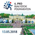 PKO Białystok Half Marathon 2018, Białystok Półmaraton 2018