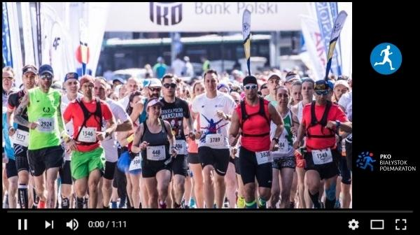 Białystok Half Marathon 2018 Video, www.swim.by, Białystok Half Marathon Video,  Białystok Half Marathon, Białystok Półmaraton Video, Białystok Półmaraton 2018, EMG Sport Management, Marathon Video, Swim.by