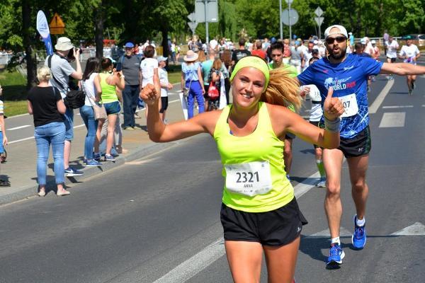PKO Białystok Half Marathon 2019, Bialystok Half Marathon Medal, Białystok Półmaraton, www.swim.by, Białystok Półmaraton 2019 Medal, Białystok Half Marathon, Swim.by