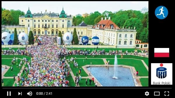 Bialystok Half Marathon, Official Promo Video, Białystok Półmaraton, Film, www.swim.by, Poland Running, Swim.by