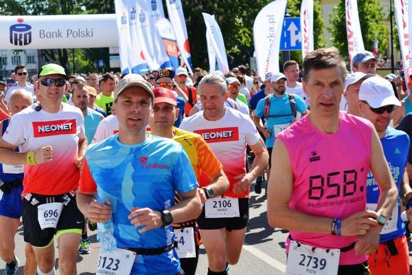 PKO Białystok Half Marathon, Marathon Runners, Poland Running, Białystok Półmaraton, Investing in Sport, EMG Sport