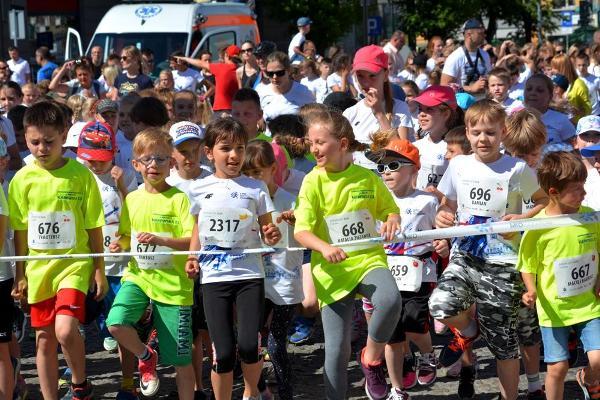 Białystok Junior City Run 2018, Białystok Półmaraton 2018, детские соревнования по бегу в Белостоке, Białystok Marathon, Полумарафон в Белостоке, соревнования среди детей в Польше, Run Poland, Andrzej Waszkewicz, EMG